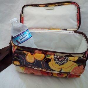 Vera Bradley lunch bag.